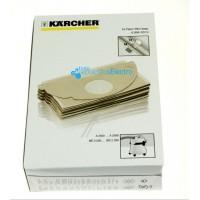 Bolsas de papel para aspirador Karcher