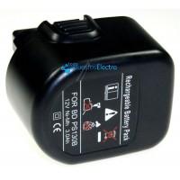 Batería taladro Black & Decker