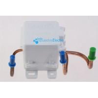 Electroválvula magnetica para frigorífico o vinoteca Liebherr