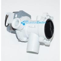 Bomba de agua para lavadora AEG, Brandt, Electrolux, Thomson, Zanussi