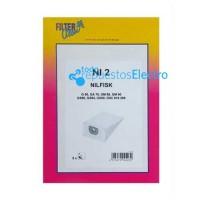 Bolsas aspirador Nilfisk GM415