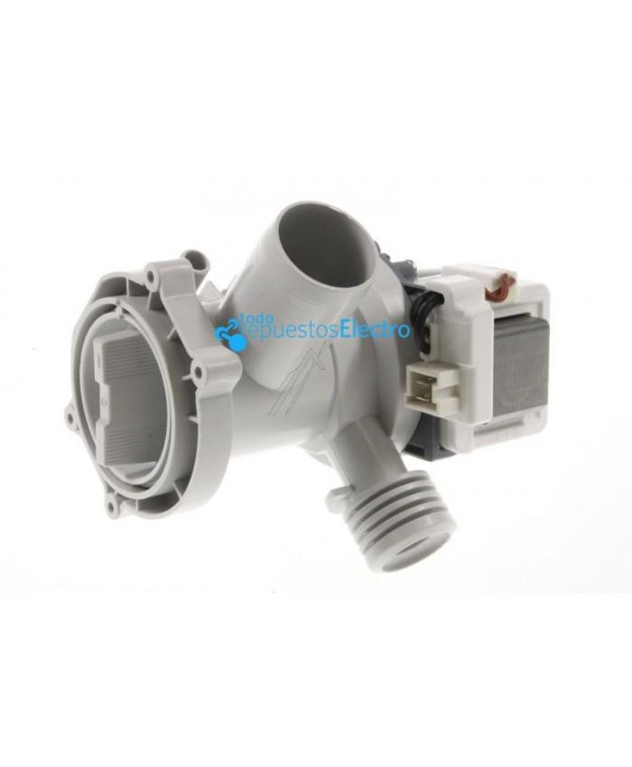 Bomba desag e lavadora carrefour home newpol aq1043 for Mueble lavadora carrefour