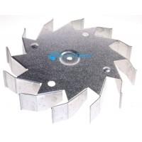 Aspa rotor para ventilador horno Bosch, Siemens, Neff