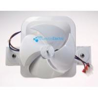 Motor ventilador para frigorífico o congelador vertical Beko, Saivod