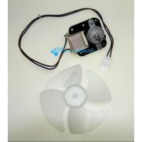 Motor ventilador frigorífico Beko