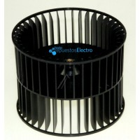 Turbina del motor campana extractora Whirlpool, Ignis, Bauknecht