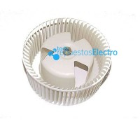 Aspas motor ventilador campana extractora Bauknecht, Whirlpool, Ignis