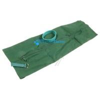 Bolsa de tela  verde aspirador Vorwerk VK117