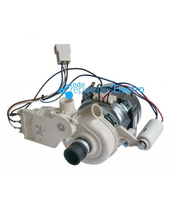 Motor de circulación para lavavajillas Ariston