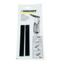 Escobillas de goma pequeñas para limpia cristales Karcher