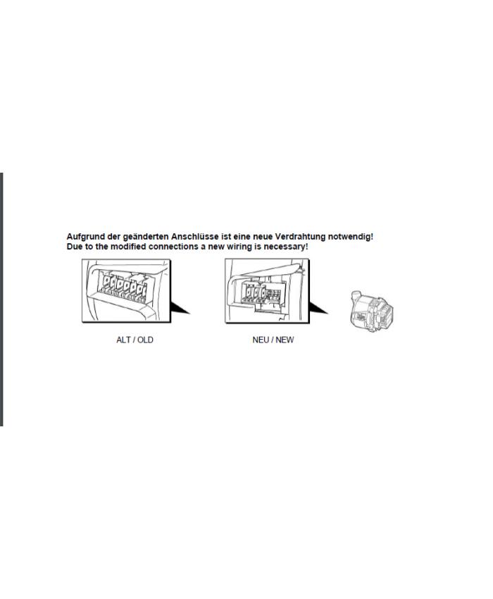 Bomba para lavavajillas Balay, Bosch, Siemens, Constructa, Gaggenau