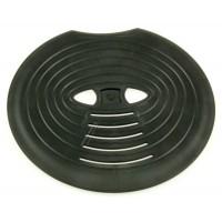 Rejilla soporte de taza negra para cafetera Philips Senseo