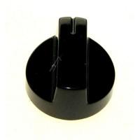 Mando de encimera negro para cocina a gas Beko