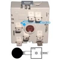 Regulador de energía EGO para vitrocerámicas AEG, Bauknecht, Neff
