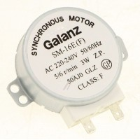 Motor Galanz SM-16E para microondas Qilive, Selecline