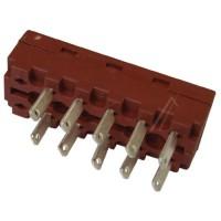Interruptor de motor principal para campana extractora AEG, Electrolux, Corbero