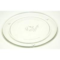 Plato de cristal para microondas AEG, Electrolux, Zanussi