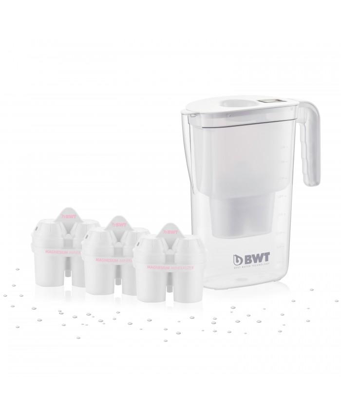 Jarra purificadora de agua BWT Vida + 3 filtros