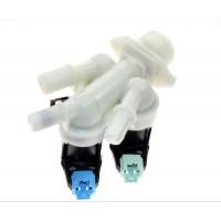Electroválvula de 3 vías para lavadora AEG, Electrolux