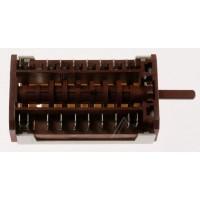 Conmutador de 9 posiciones para horno AEG, Electrolux, Ikea, Zanussi