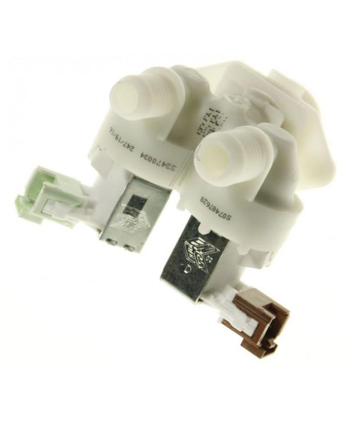 Electroválvula de 2 vías para lavadora AEG