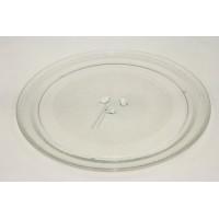 Plato de cristal para horno microondas Smeg, AEG, Electrolux, Gorenje, Candy, Zanussi