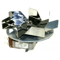 Motor ventilador para horno Smeg, Ariston, Hotpoint, Indesit