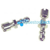 Chimenea válvula giratoria para olla a presión Bra