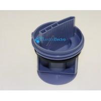 Filtro bomba para lavadora Bosch, Siemens, Balay
