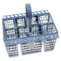 Cesto cubiertos azul para lavavajillas Indesit, Ariston, Hotpoint
