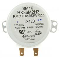 Motor para microondas Sharp, AEG, Brandt, Candy, Electrolux, Whirlpool
