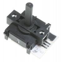 Interruptor selector para horno Smeg, Beko, Ikea, Whirlpool