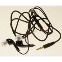 Set de auriculares negro Samsung