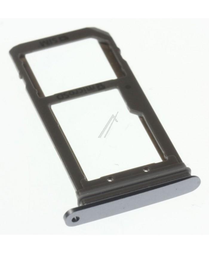 Bandeja de soporte para la tarjeta SIM Samsung Galaxy S7 color Negro