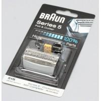 Cabezal para máquina de afeitar Braun
