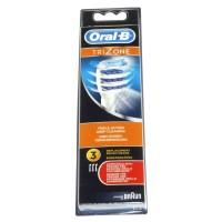 Cabezales para cepillo de dientes TriZone Braun