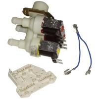 Electroválvula de 3 vías para lavadora Miele