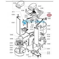 Elemento calefactor para cafetera Siemens