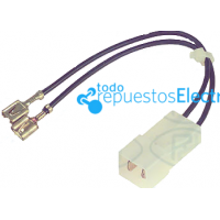 Cable para el calentador de agua de la marca Fagor