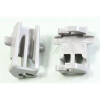 Juego de ganchos para bandeja superior de lavavajillas Bosch, Siemens