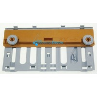 Regulador de altura izquierdo para cesta de lavavajillas AEG