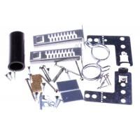 Kit de montaje de panelización para lavavajillas Bosch, Siemens, Neff
