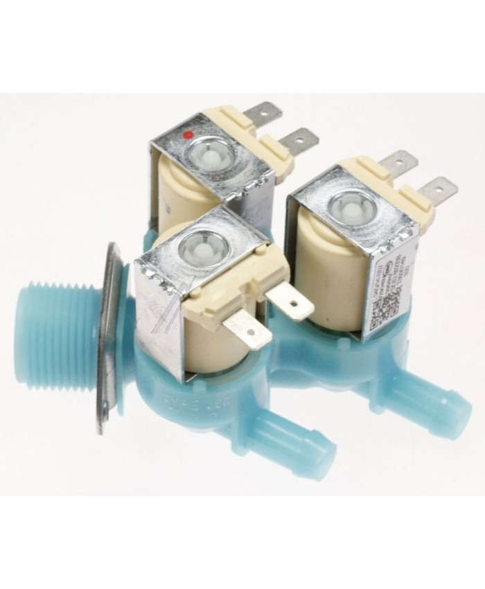 Electroválvula de 3 vías para lavadora Samsung