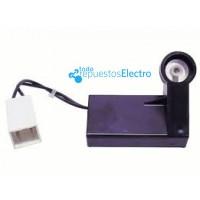 Conjunto de microinterruptor para los calentadores de agua Fagor
