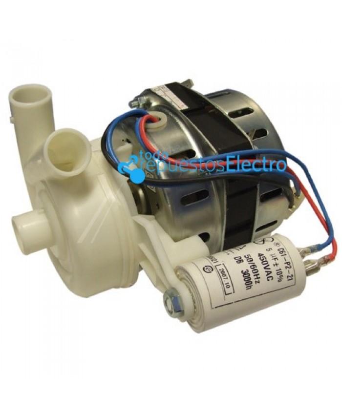 Motor de circulación para lavavajillas Teka
