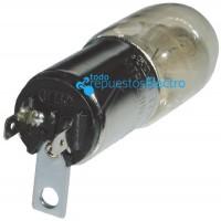 Lámpara 220v para microondas Sharp