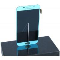 Pantalla LCD y táctil para móvil Samsung Galaxy S6 color Azul