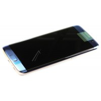 Pantalla LCD y táctil para móvil Samsung Galaxy S7 Edge color Azul