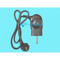 Cable con conector y enchufe para plancha de asar Jata GR555