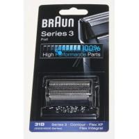 Lámina máquina afeitar Braun Flex Integral, Contour